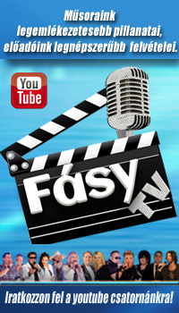 Fásy TV a youtub-on